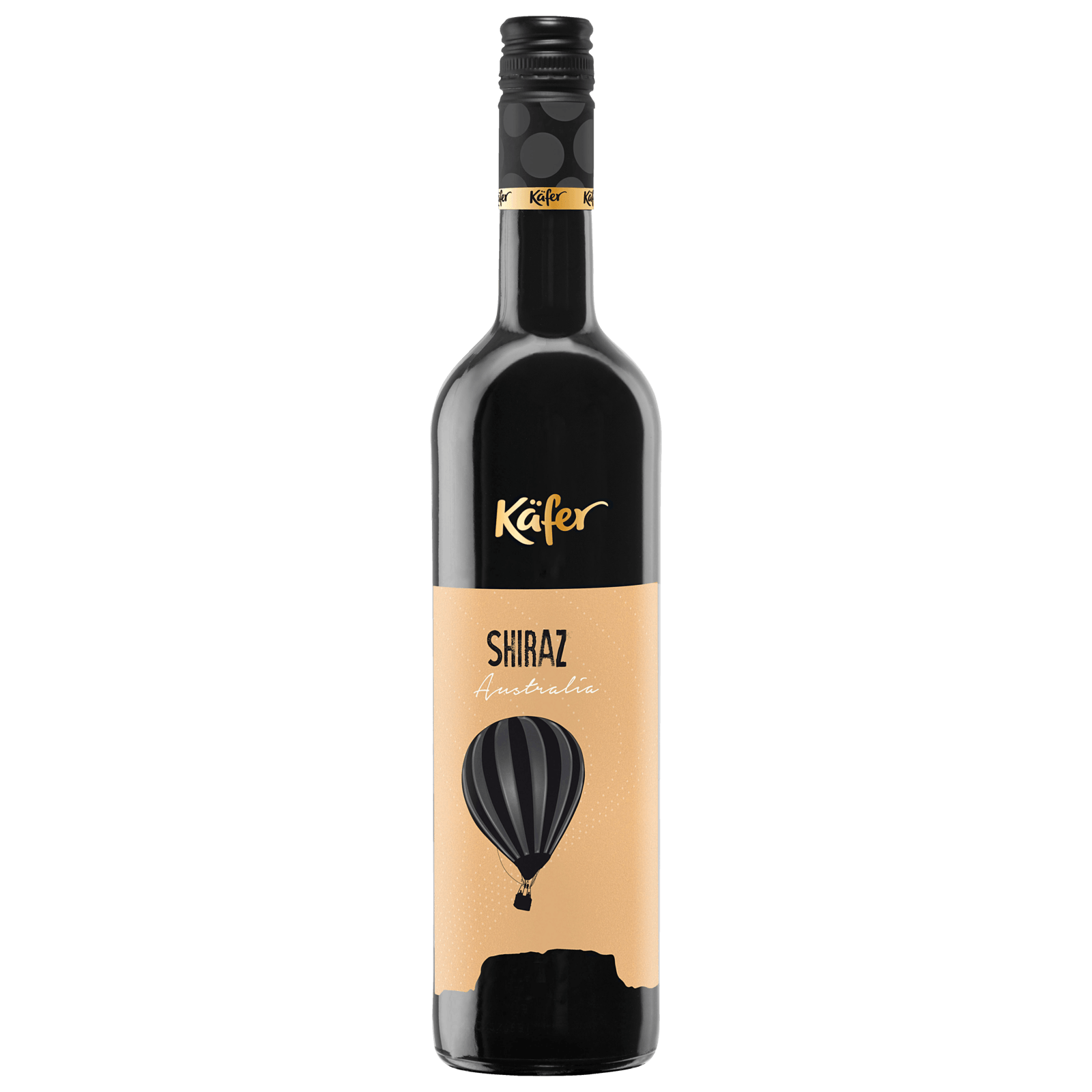 Käfer Shiraz trocken 0,75l