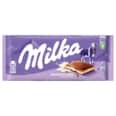 Milka Schokolade Alpenmilchcreme 100g