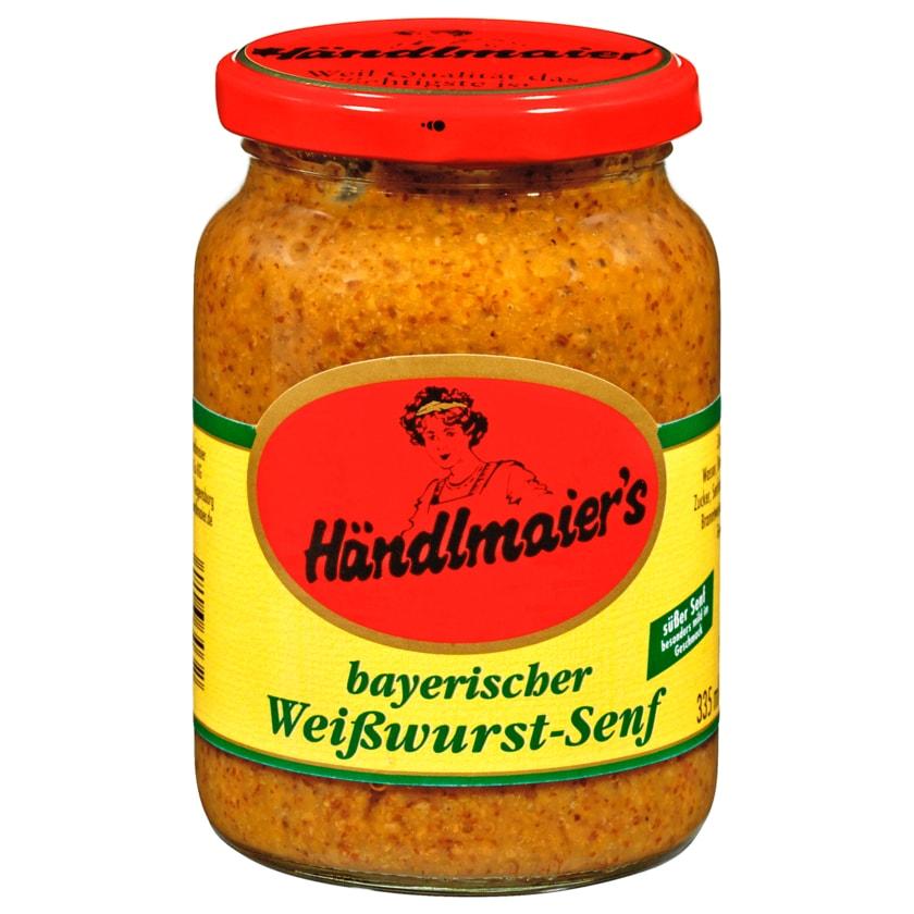 Händlmaier's Bayerischer Weißwurstsenf 335ml