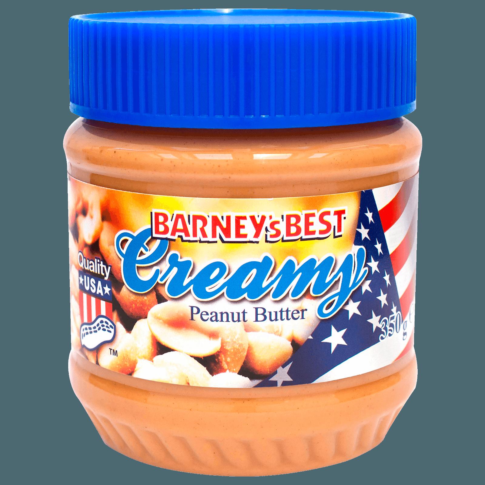 Barney\'s Best Peanut Butter creamy 350g bei REWE online bestellen!