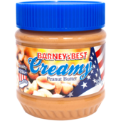Barney's Best Peanut Butter creamy 350g