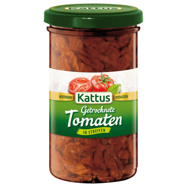 Kattus Tomatenstreifen getrocknet 240g