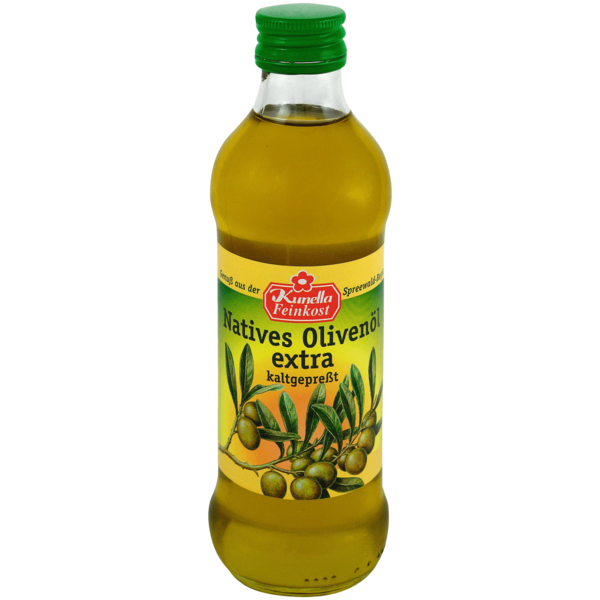 Kunella Natives Olivenöl extra kaltgepreßt 250ml
