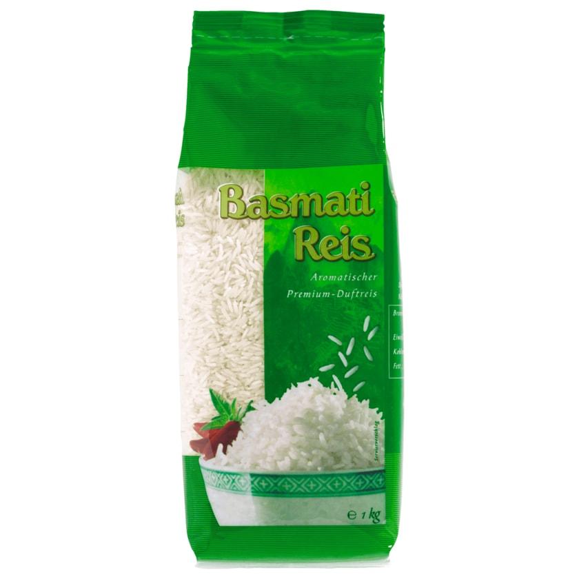 Neuss & Wilke Basmati-Reis 1kg