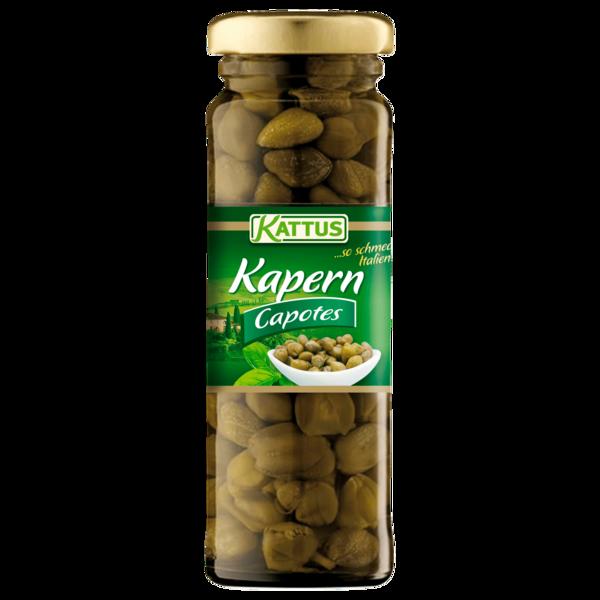 Kattus Kapern Capotes 60g