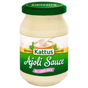 Kattus Knoblauch-Sauce Ajoli 250ml