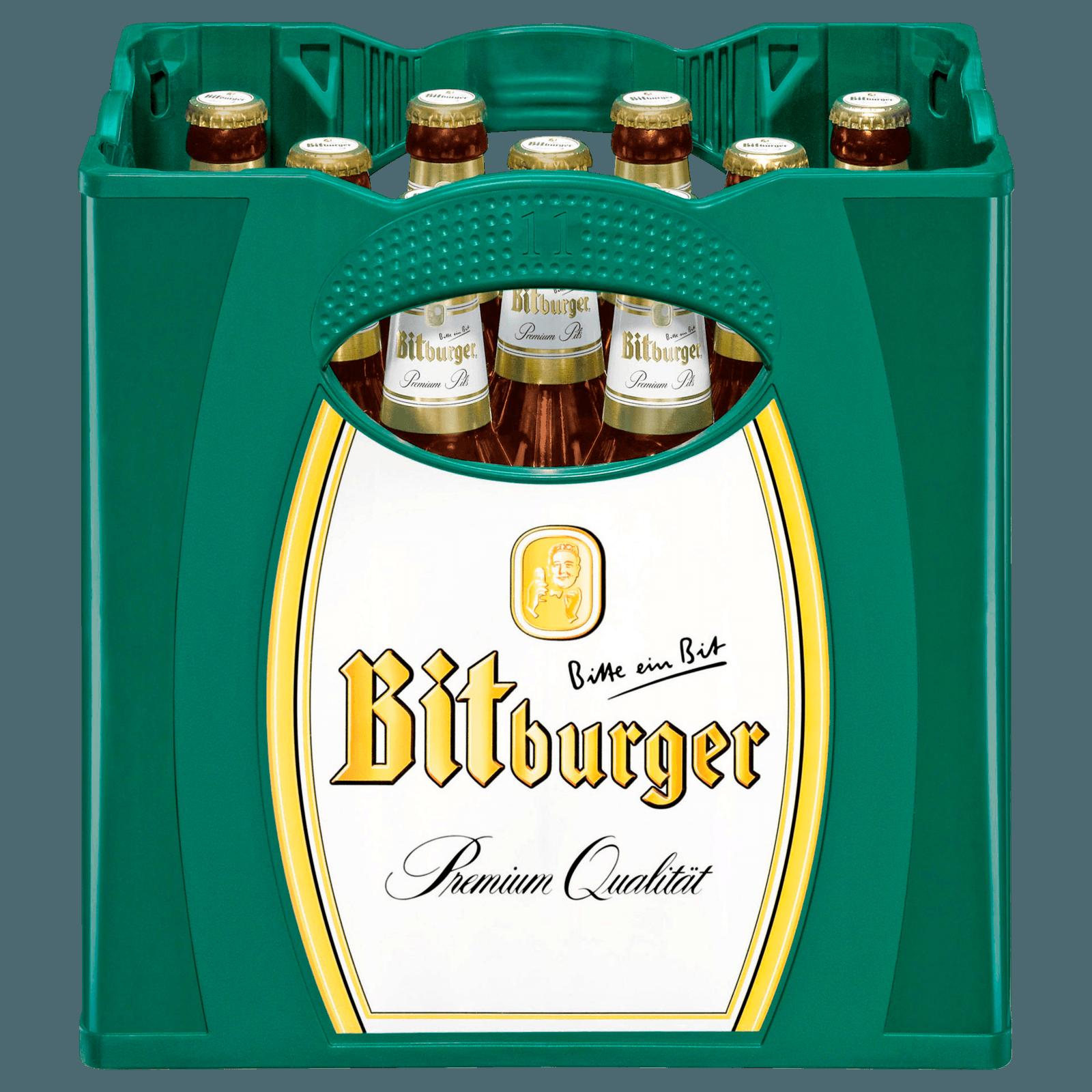 Bitburger Pils 11x05l