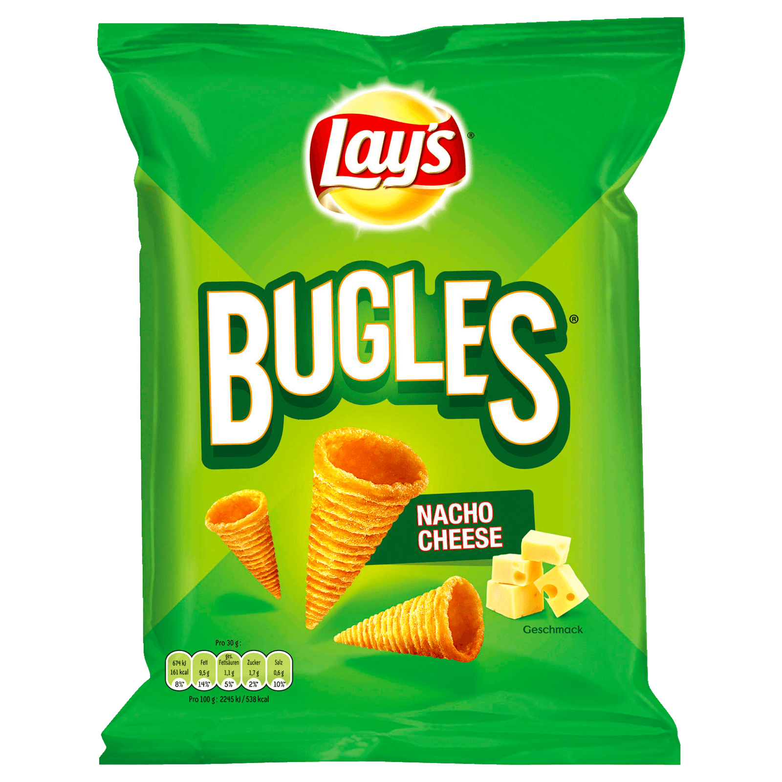 Lay's Bugles Nacho Cheese 100g