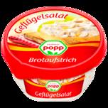 Popp Brotaufstrich Geflügelsalat 150g