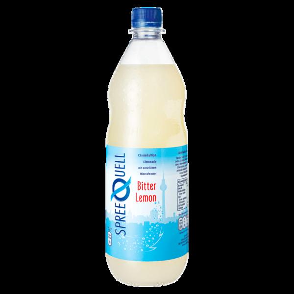 Spreequell Bitter Lemon 1l