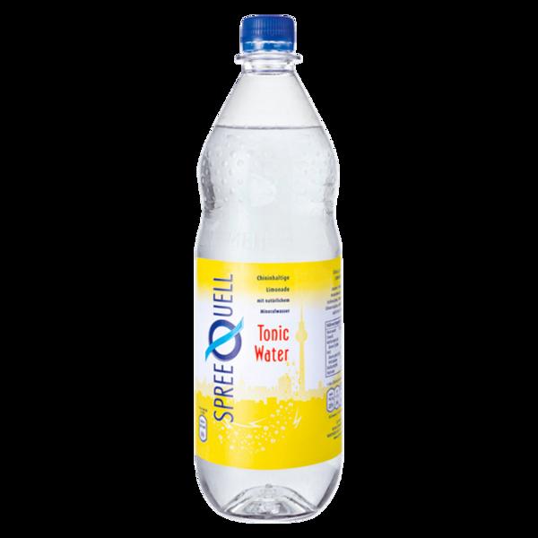 Spreequell Tonic Water 1l