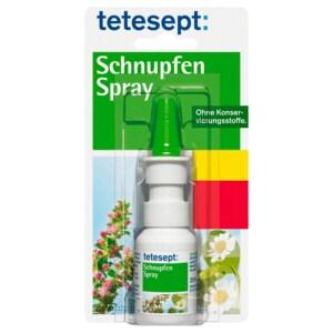 Tetesept Schnupfen-Spray 20ml