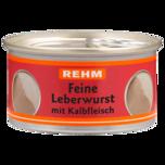 Rehm Schwäbische Kalbfleisch-Leberwurst 125g