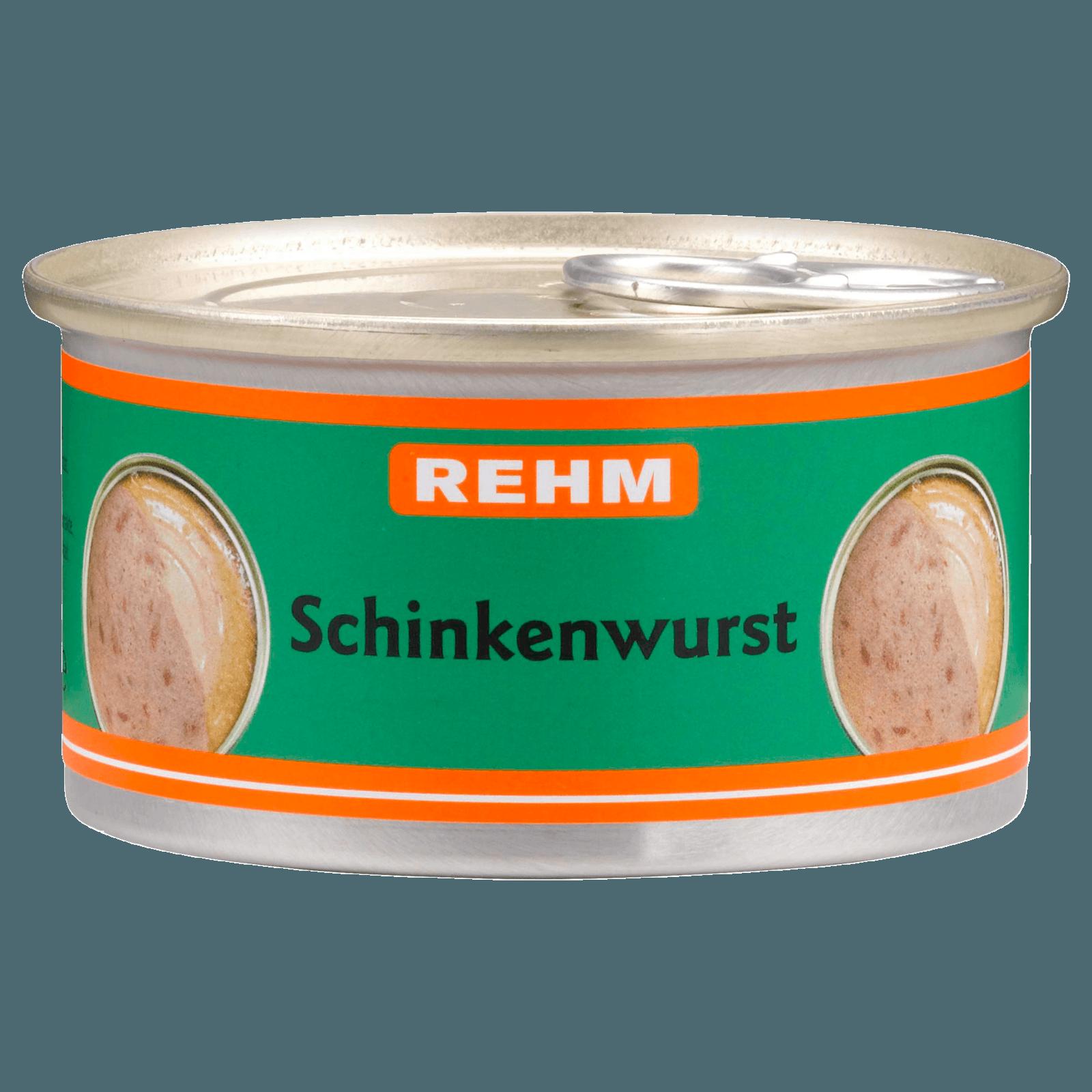Rehm Schwäbische Schinkenwurst 125g