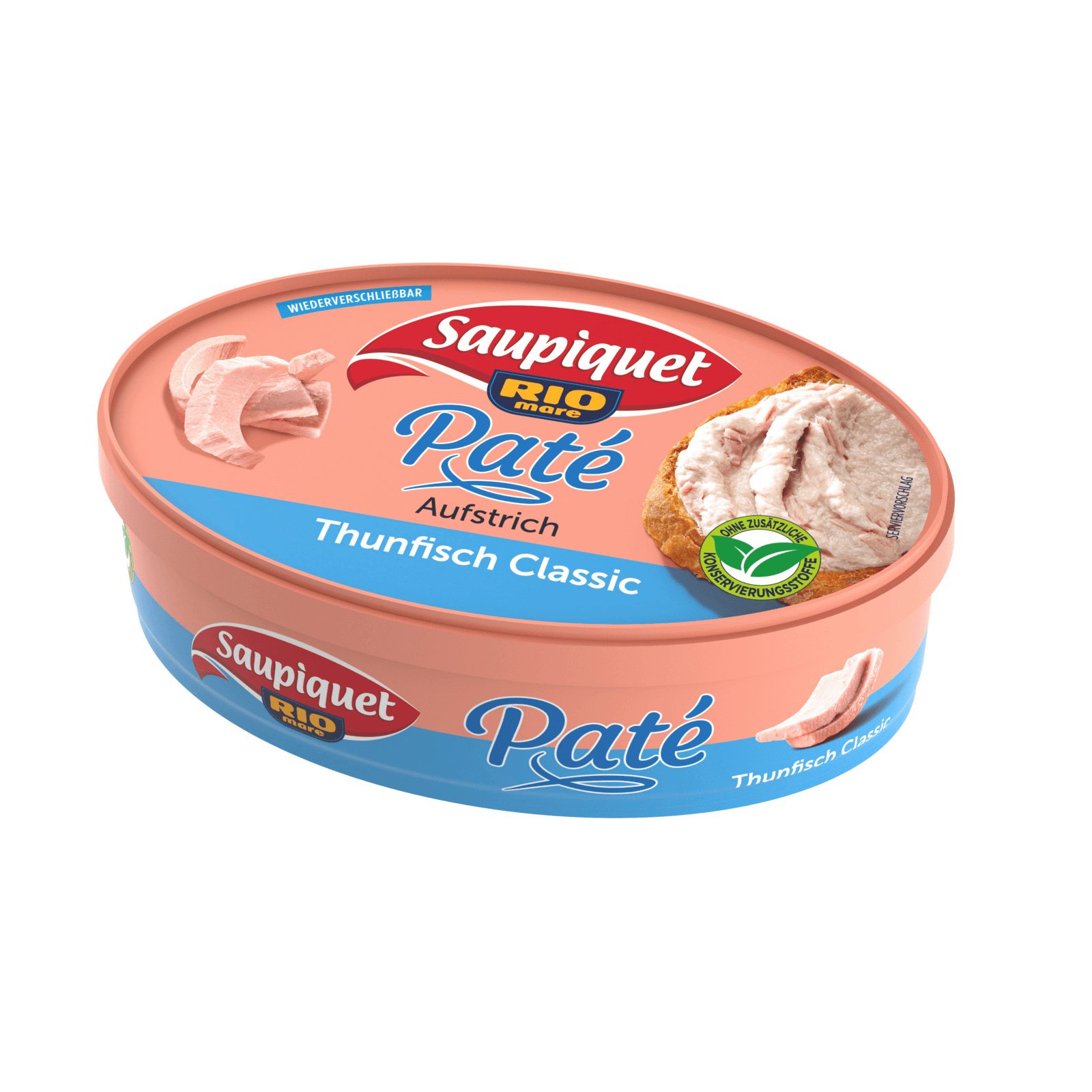 Saupiquet Thunfisch-Brotaufstrich Classic 115g