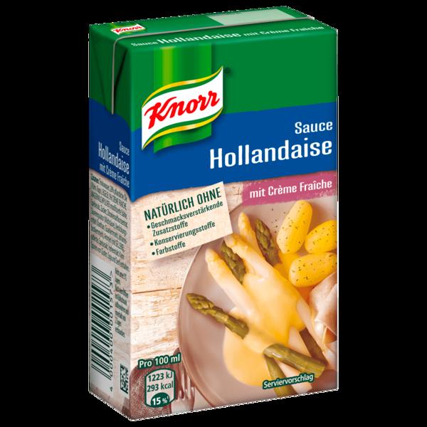 Knorr Sauce Hollandaise mit Crème fraîche 250ml