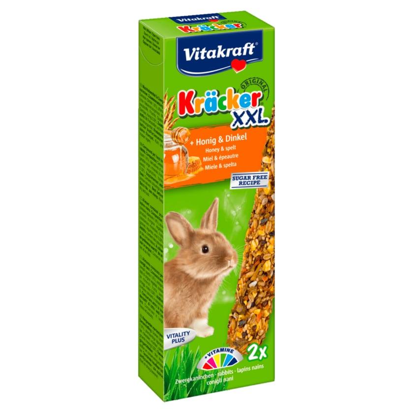Vitakraft Kräcker XXL + Honig & Dinkel 2 Stück