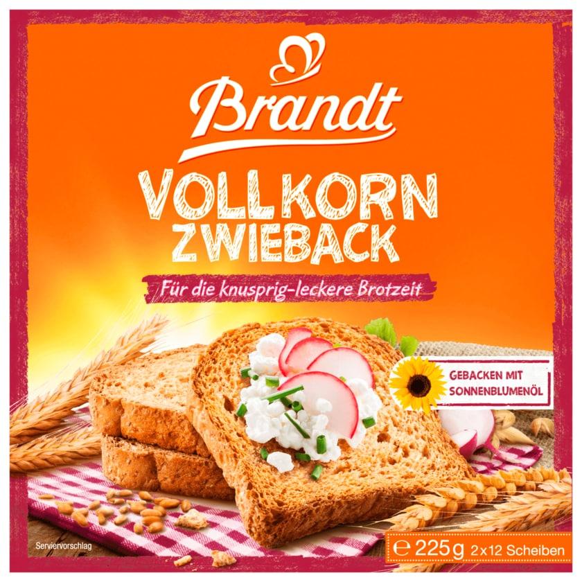 Brandt Vollkorn-Zwieback 225g