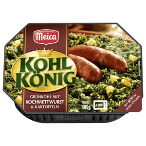 Meica Kohlkönig Kochmettwurst 400g