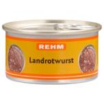 Rehm Landrotwurst 125g