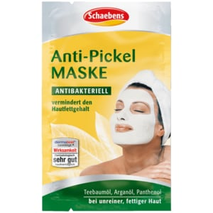 Schaebens Anti-Pickel-Maske 2x5ml
