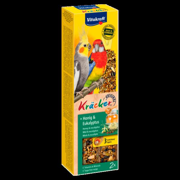 Vitakraft Kräcker Honig-Eukalyptus 2 Stück