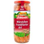 Böklunder Frankfurter Würstchen 10 Stück