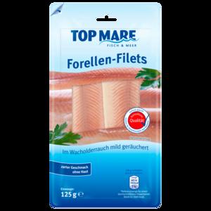 Top Mare Forellen-Filets 125g, 2 Stück
