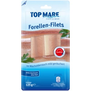 Top Mare Forellen-Filets 125g, 2 Stück