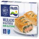 Frosta Wildlachs in Blätterteig & Rahm-Blattspinat 300g