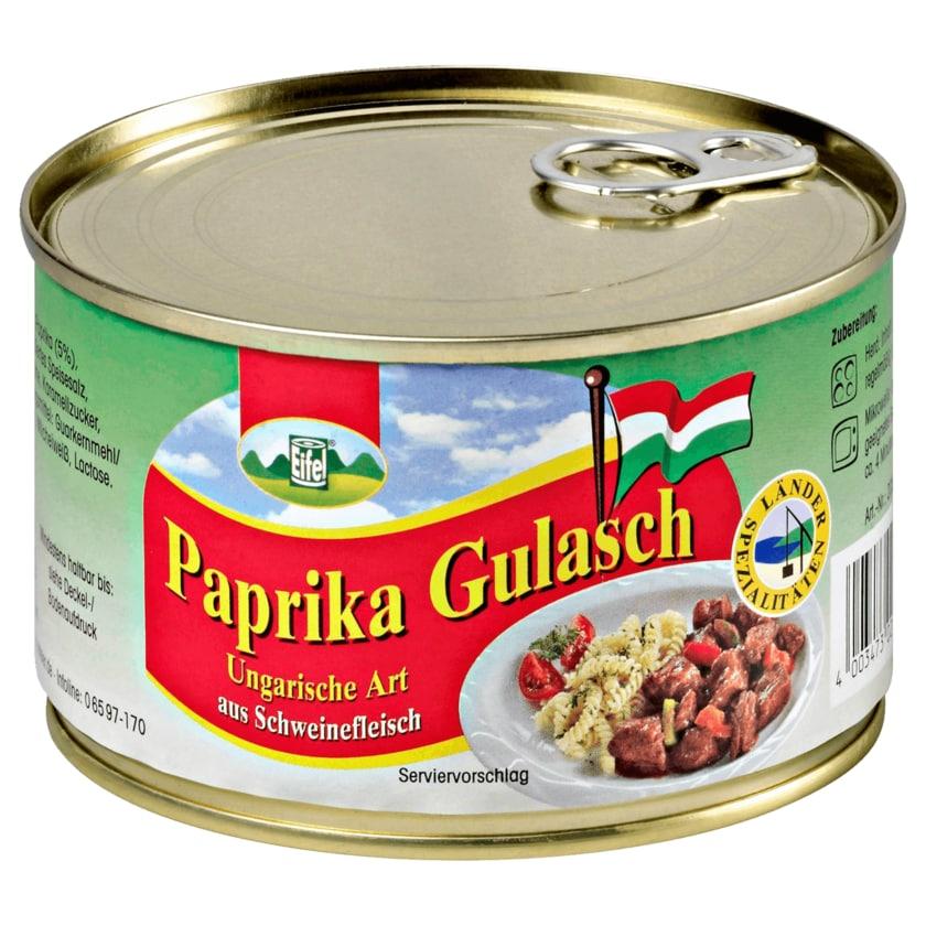 Gutes aus der Eifel Paprika-Gulasch 400g