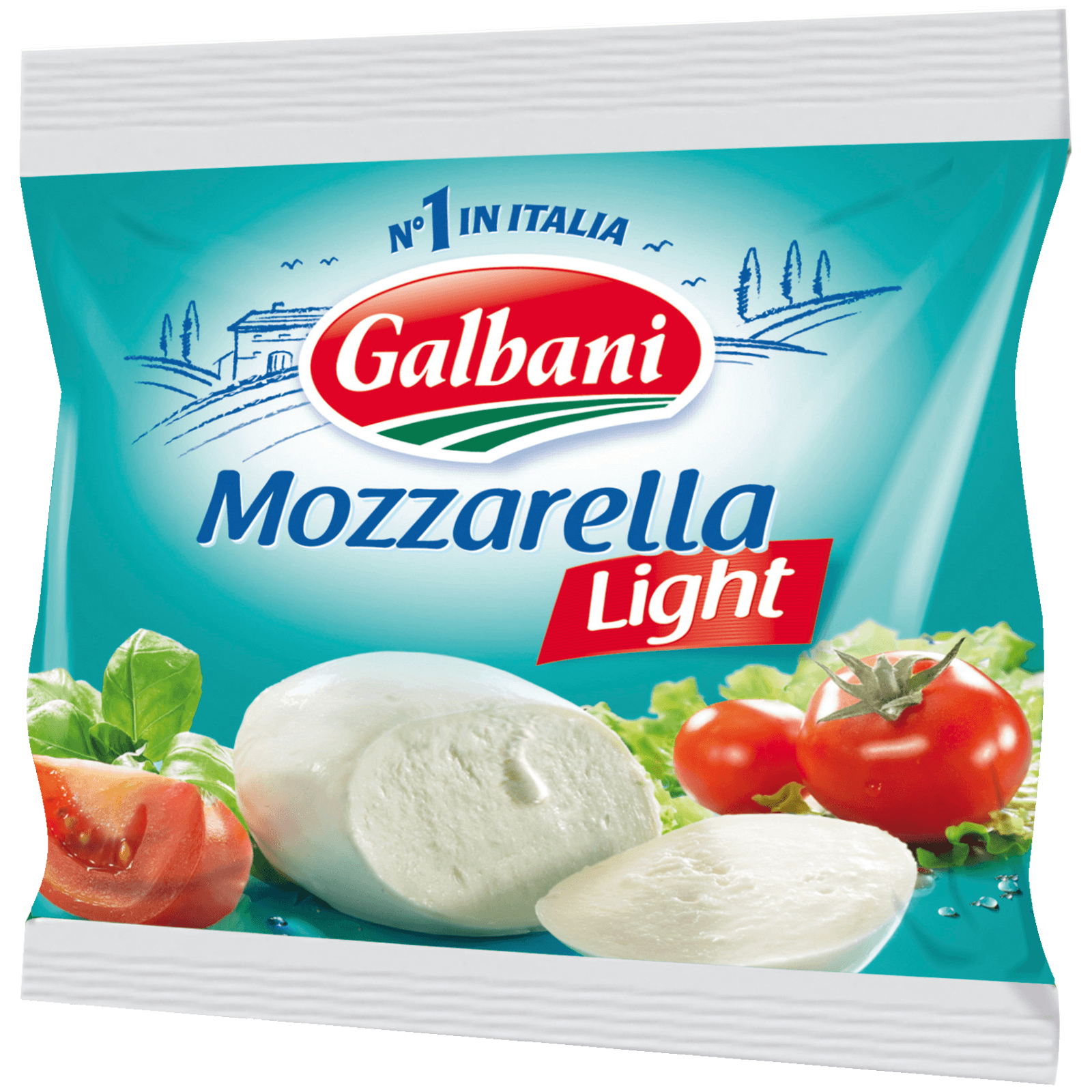 Galbani Mozzarella Light 125g