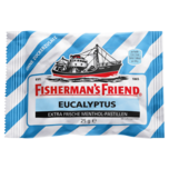 Fisherman's Friend Eukalyptus ohne Zucker 25g