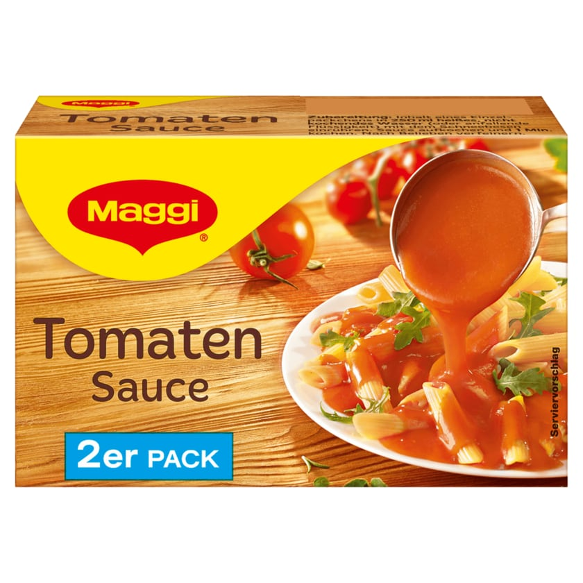 Maggi Tomaten Sauce 2er Pack ergibt 2x250ml