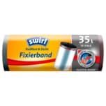 Swirl Müllbeutel mit Fixierband 35l, 10 Stück