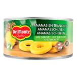 Del Monte Ananas Scheiben gezuckert 140g