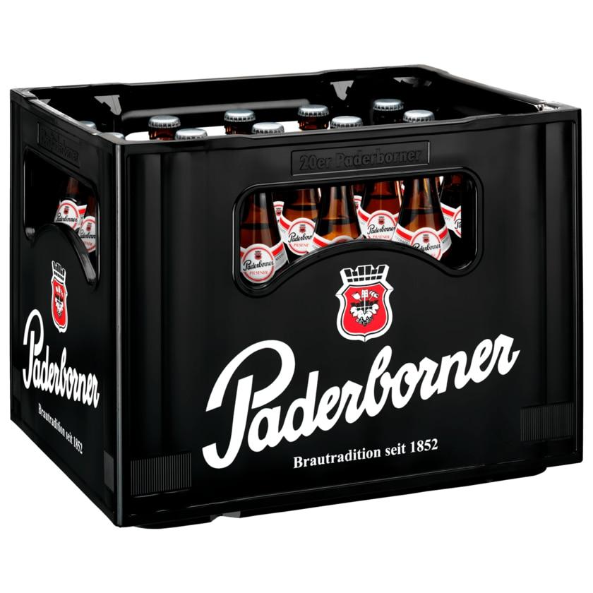 Paderborner Pilsener 20x0,5l