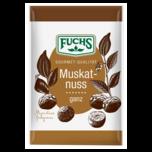 Fuchs Muskatnuss ganz 2 Stück