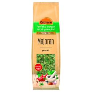 Ostmann Majoran gerebelt 20g