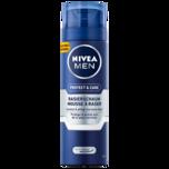 Nivea Men Original-Mild Rasierschaum für normale Haut 200ml
