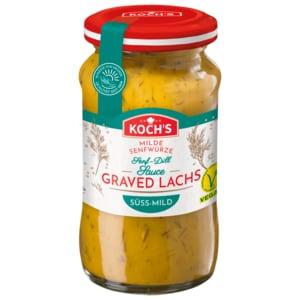 Koch's Sauce für Graved Lachs 140ml