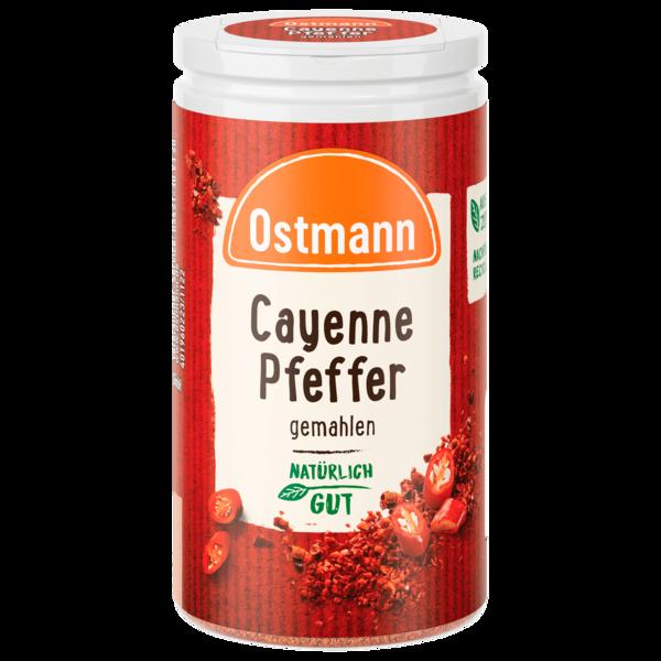 Ostmann Cayennepfeffer gemahlen 35g