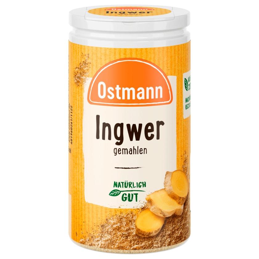 Ostmann Ingwer gemahlen 30g