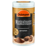Ostmann Muskatnuss gemahlen 35g