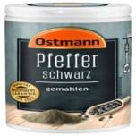 Ostmann Pfeffer schwarz gemahlen 40g