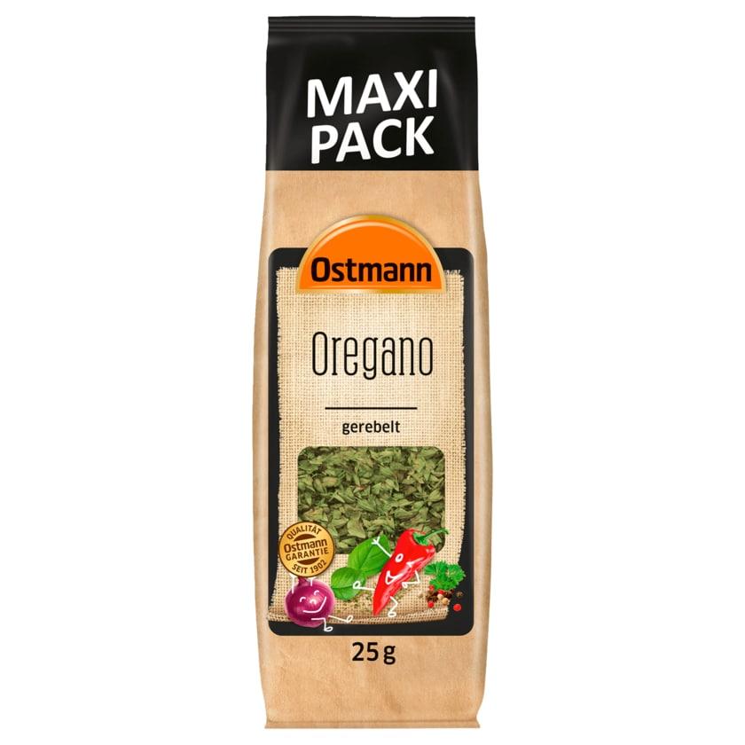 Ostmann Oregano gerebelt 25g