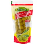 Feinkost Dittmann Grüne Oliven mit Paprikapaste 125g
