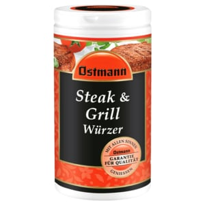 Ostmann Steak- & Grill-Würzer 60g