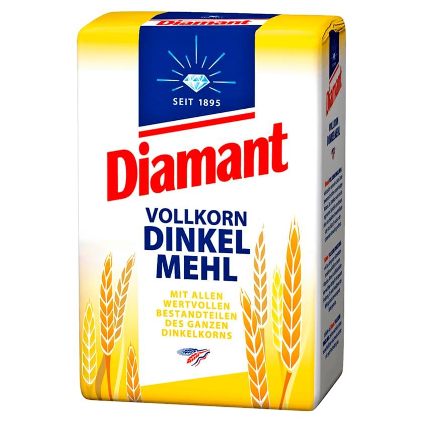 Diamant Vollkorndinkelmehl 1kg
