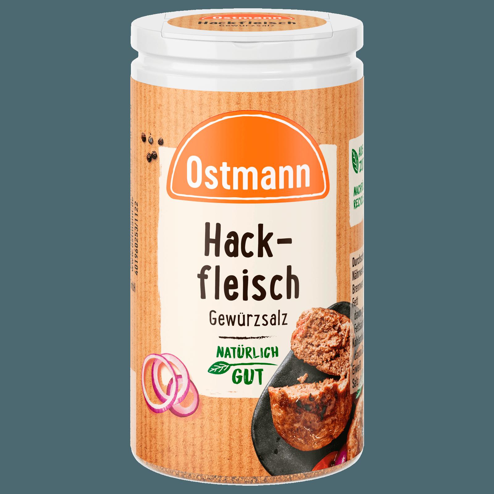 Ostmann Hackfleisch-Würzer 60g